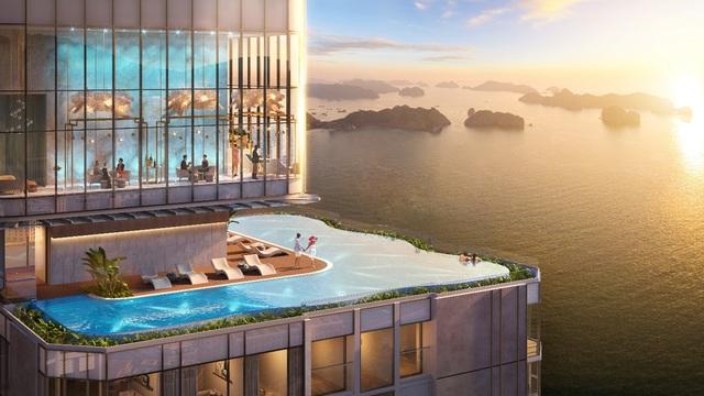 Đầu tư nội thất siêu sang, À La Carte Halong Bay ghi điểm trước giới đầu tư - Ảnh 2.