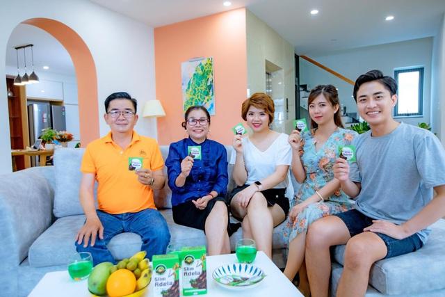 Avas Group làm xiêu lòng phái nữ Việt bằng sản phẩm hỗ trợ giảm cân Slim Adela - Ảnh 2.