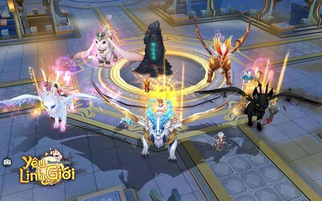 Yêu Linh Giới – tựa game nhập vai yêu dị đậm màu sắc Nhật Bản sắp ra mắt game thủ - Ảnh 3.