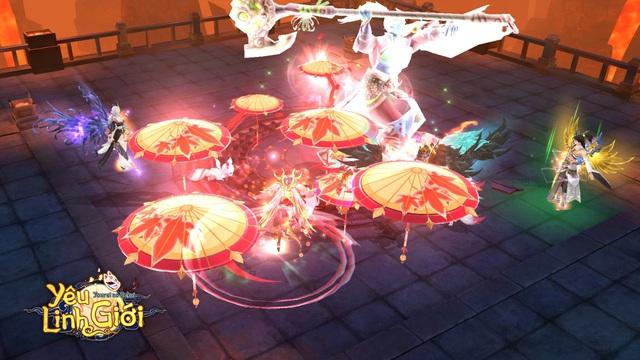 Yêu Linh Giới – tựa game nhập vai yêu dị đậm màu sắc Nhật Bản sắp ra mắt game thủ - Ảnh 5.