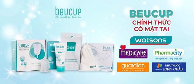 """Sự kiện ủng hộ """"đặc biệt"""" nhất mùa dịch: BeUcup gửi tặng cốc nguyệt san tới các nữ y bác sĩ - Ảnh 5."""