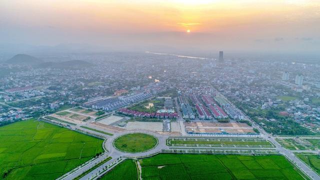 Toàn cảnh khu đô thị An Cựu City