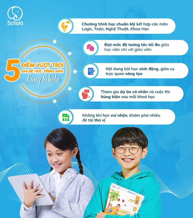 Schola - Giáo dục Online chất lượng sáng lập bởi cựu quản lý Facebook - Ảnh 1.