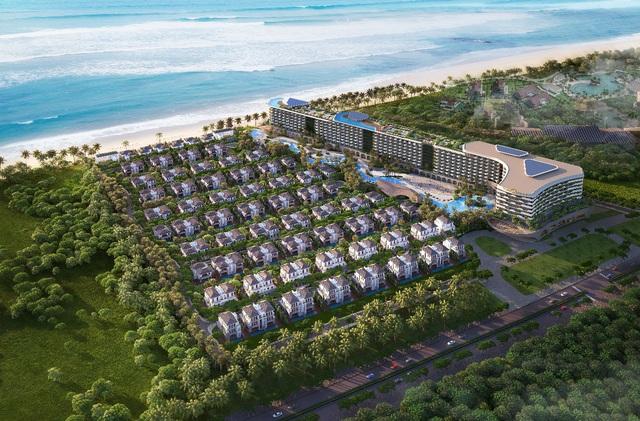 An Bàng - top 50 bãi biển đẹp nhất hành tinh có thêm dự án nghỉ dưỡng đẳng cấp 5 sao - Ảnh 1.