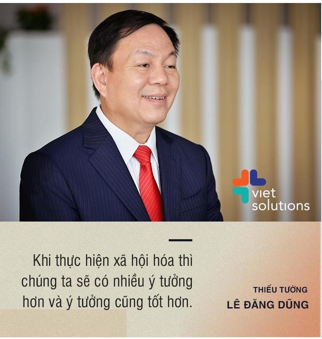 Quyền Chủ tịch Viettel: 'Tôi hy vọng có lời giải cho mục tiêu kép ở Viet Solutions 2021' - Ảnh 1.