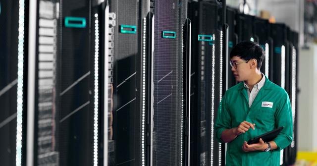 32 lý do chọn máy chủ HPE với bộ vi xử lý AMD EPYC cho công cuộc sáng tạo của Doanh nghiệp - Ảnh 1.