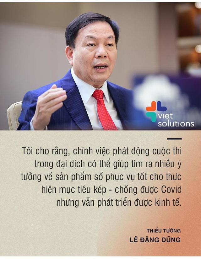 Quyền Chủ tịch Viettel: 'Tôi hy vọng có lời giải cho mục tiêu kép ở Viet Solutions 2021' - Ảnh 2.