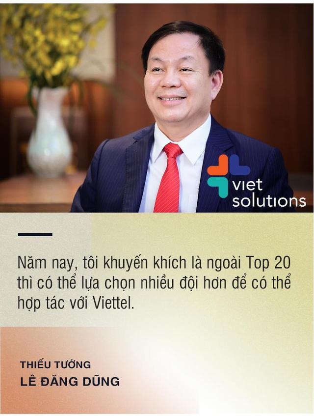 Quyền Chủ tịch Viettel: 'Tôi hy vọng có lời giải cho mục tiêu kép ở Viet Solutions 2021' - Ảnh 4.