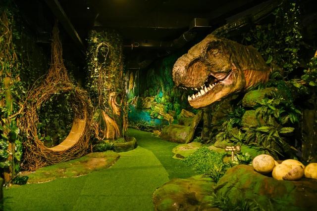 Công nghệ góp sức định hình nên thế giới khủng long - Ảnh 1.
