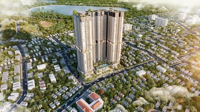 Căn hộ view 3 thành phố, tâm điểm kết nối khu Đông Sài Gòn - Ảnh 1.