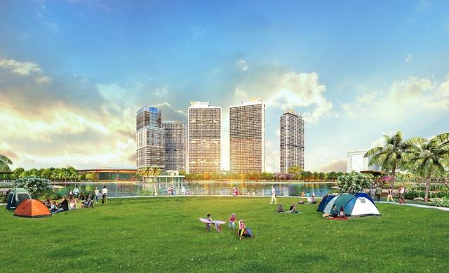 """Mỹ Đình sẽ có công viên """"The Matrix Park"""" rộng đến 14ha - Ảnh 1."""