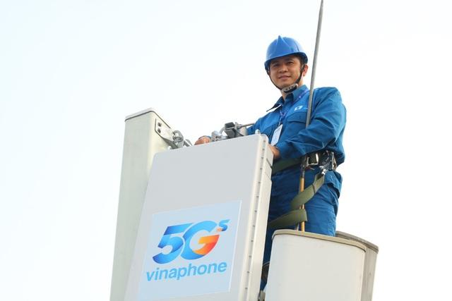 VinaPhone: Hành trình 25 năm tiên phong về công nghệ và chuyển đổi số - Ảnh 1.