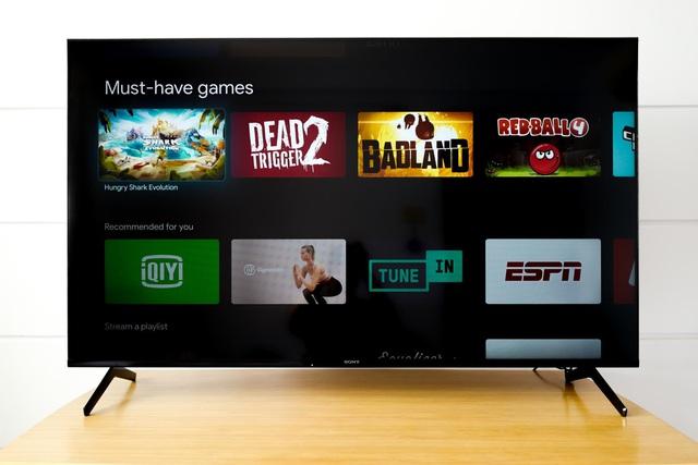 Đập thùng TV có trí tuệ nhận thức đầu tiên trên thế giới: Nhiều điều hấp dẫn chờ đón trải nghiệm - Ảnh 13.