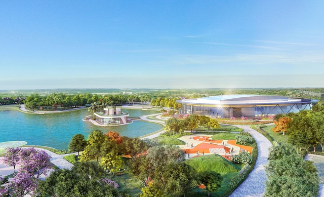 """Mỹ Đình sẽ có công viên """"The Matrix Park"""" rộng đến 14ha - Ảnh 4."""