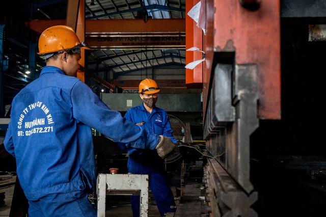 Hiệu quả của máy cắt laser công suất lớn trong thương mại, kết cấu thép - Ảnh 3.