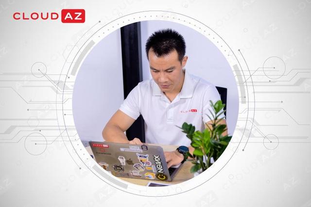 CloudAZ : Điện toán đám mây là vật liệu để xây dựng doanh nghiệp số - Ảnh 1.