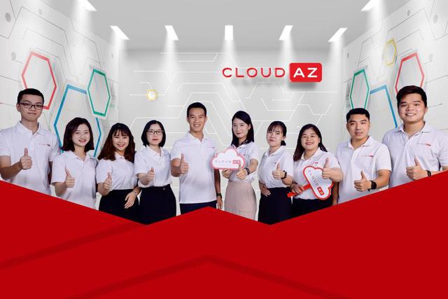 CloudAZ : Điện toán đám mây là vật liệu để xây dựng doanh nghiệp số - Ảnh 2.