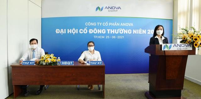 Tập đoàn Anova thống nhất đổi tên - Ảnh 1.