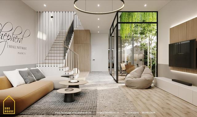 SBS House – Công ty thiết kế và thi công uy tín tại Đà Nẵng - Ảnh 2.