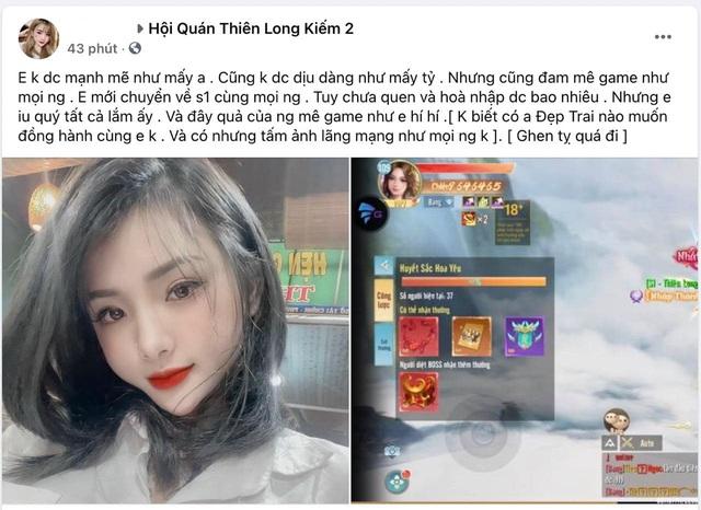 """Lạc vào động bàn tơ, nhìn đâu cũng thấy """"gái xinh"""": Gamer Thiên Long Kiếm 2 đúng chuẩn… sướng! - Ảnh 3."""