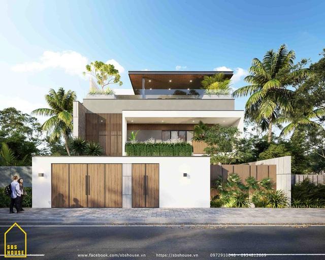 SBS House – Công ty thiết kế và thi công uy tín tại Đà Nẵng - Ảnh 3.