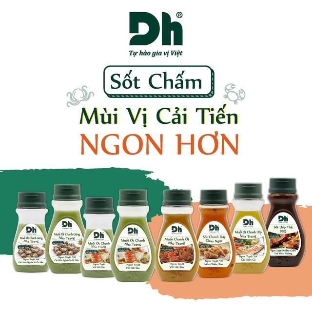Gia vị Việt Dh Foods biến nguy thành cơ mùa dịch như thế nào - Ảnh 3.