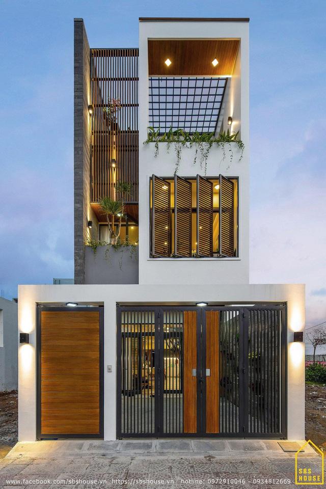 SBS House – Công ty thiết kế và thi công uy tín tại Đà Nẵng - Ảnh 4.