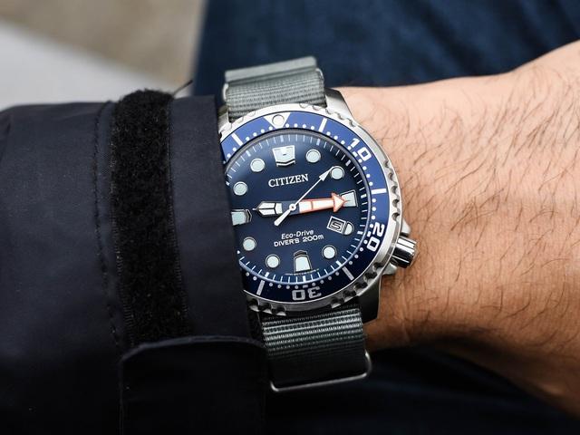 3 bật mí về đồng hồ Citizen Promaster hé lộ bởi giới sưu tầm - Ảnh 1.