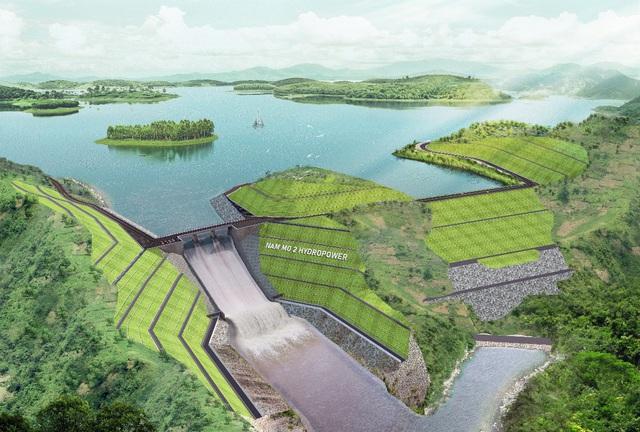 Tập đoàn Phong-sub-thạ-vy (PGC) cùng EVN hợp tác phát triển nhiều dự án điện tại Lào - Ảnh 1.