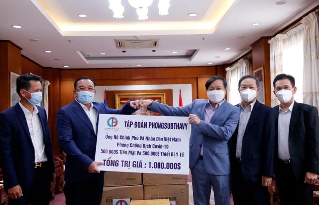 Tập đoàn Phong-sub-thạ-vy (PGC) cùng EVN hợp tác phát triển nhiều dự án điện tại Lào - Ảnh 2.