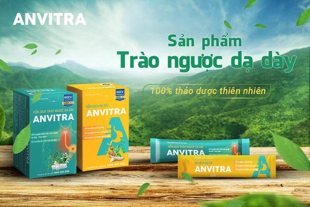 Công ty Anvy áp dụng Thảo dược chuẩn hóa, cam kết chất lượng sản phẩm - Ảnh 2.