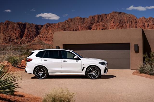 BMW X5 M Sport - Xe sang gầm cao mạnh mẽ, đậm tính thể thao cho người mê trải nghiệm lái - Ảnh 4.