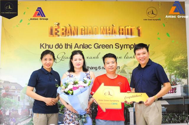 Hạ tầng hoàn thiện, tập đoàn An Lạc tiến hành bàn giao nhà giai đoạn 1 dự án Anlac Green Symphony - Ảnh 8.