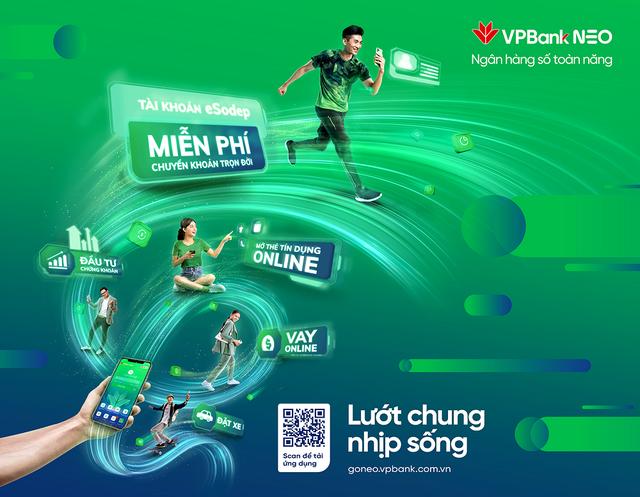 VPBank ra mắt VPBank NEO - nền tảng ngân hàng số toàn năng tiên phong tại Việt Nam - Ảnh 1.