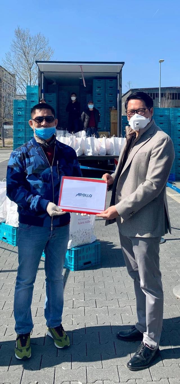 Apollo Silicone huy động hơn 2,5 tỷ đồng cho tỉnh Bắc Ninh & Bắc Giang phòng chống dịch covid-19 - Ảnh 1.