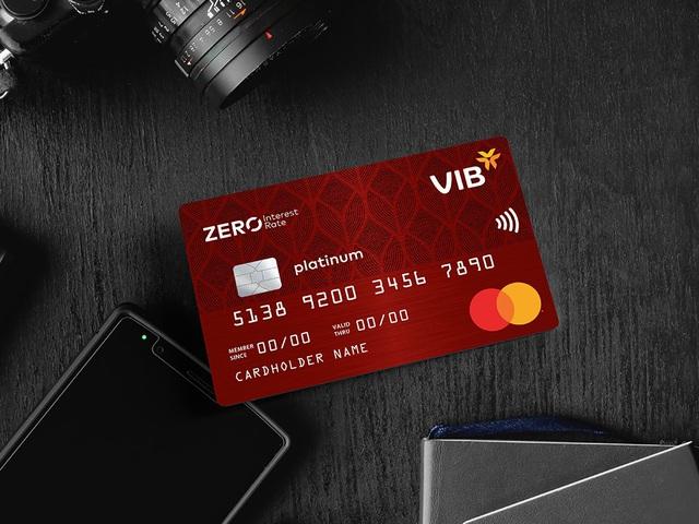 VIB dẫn đầu xu thế thẻ bằng nỗ lực sáng tạo không ngừng - Ảnh 1.