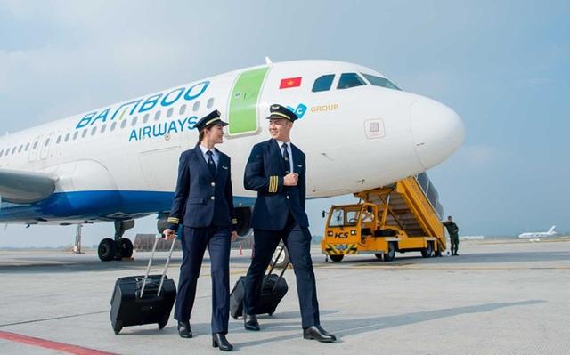 Bamboo Airways có thể xem xét mua máy bay Vietnam Airlines - Ảnh 1.