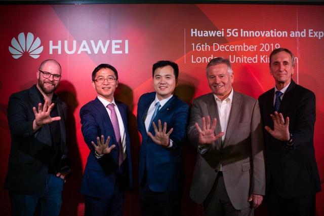 Con đường tiên phong trong công nghệ 5G của Huawei - Ảnh 1.