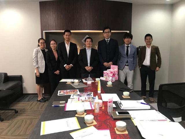 Lý do CEO Asia Cosmetic chọn con đường kinh doanh sản phẩm Nhật - Ảnh 2.