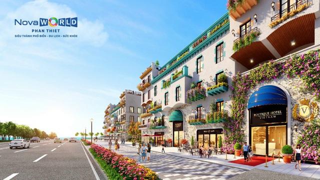 Boutique hotel vừa ra mắt tại Phan Thiết đã thu hút khách đầu tư - Ảnh 2.