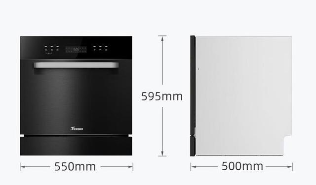 Những ưu điểm nổi bật của máy rửa chén bát thông minh wifi Texgio - Ảnh 5.