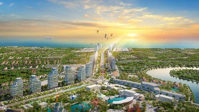 Cơ hội sinh lời tại đại đô thị phức hợp hàng đầu phố biển Sầm Sơn - Ảnh 1.