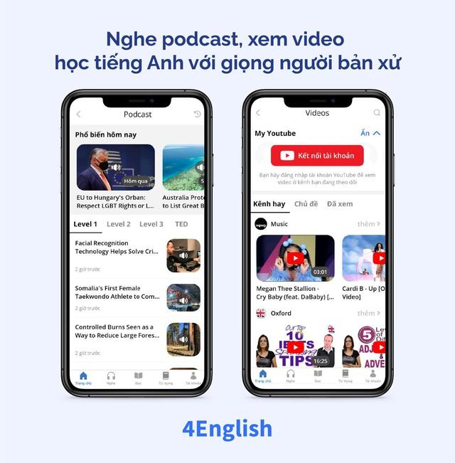 Ứng dụng Make in Vietnam giúp bạn vừa đọc báo vừa học tiếng Anh một công đôi việc - Ảnh 4.
