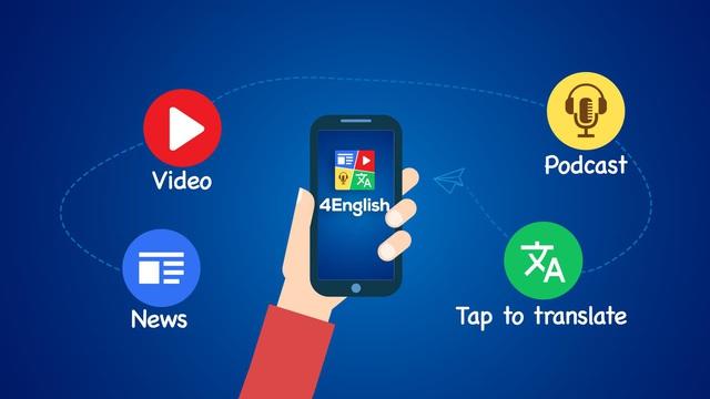 Ứng dụng Make in Vietnam giúp bạn vừa đọc báo vừa học tiếng Anh một công đôi việc - Ảnh 5.