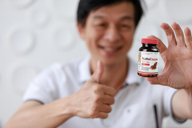 Giải pháp phòng ngừa mỡ máu, đột quỵ bằng tinh hoa của người Nhật - Ảnh 1.