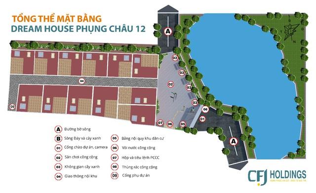 Dream House: thêm dự án nhà đất giá 'mềm' ở ngoại thành Hà Nội - Ảnh 1.