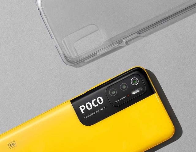 """Smartphone 5G """"không đối thủ"""" với cái tên POCO M3 Pro 5G : Thiết kế thời thượng - Hiệu năng mạnh mẽ - Ảnh 2."""
