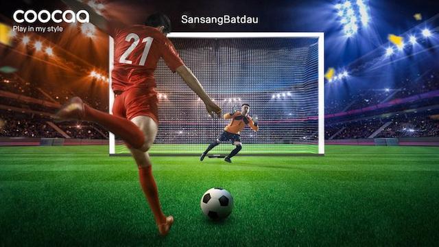 Đón đầu Euro 2020, coocaa chiêu đãi tín đồ bóng đá Việt Nam bằng dòng TV S6G Pro Max mới - Ảnh 1.