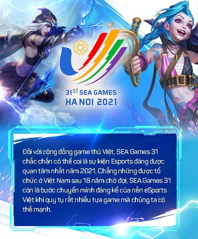 Dư âm của Icon Series SEA mùa hè Tốc Chiến, sự khốc liệt để hướng tới SEA Games 31 - Ảnh 1.