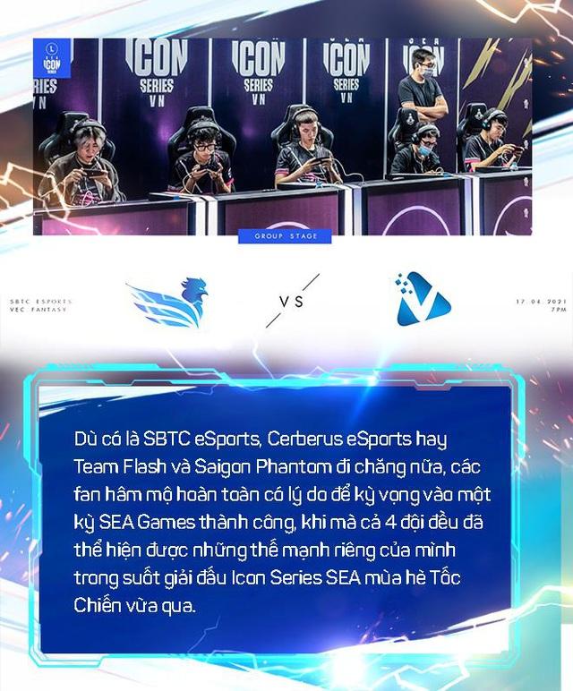 Dư âm của Icon Series SEA mùa hè Tốc Chiến, sự khốc liệt để hướng tới SEA Games 31 - Ảnh 3.